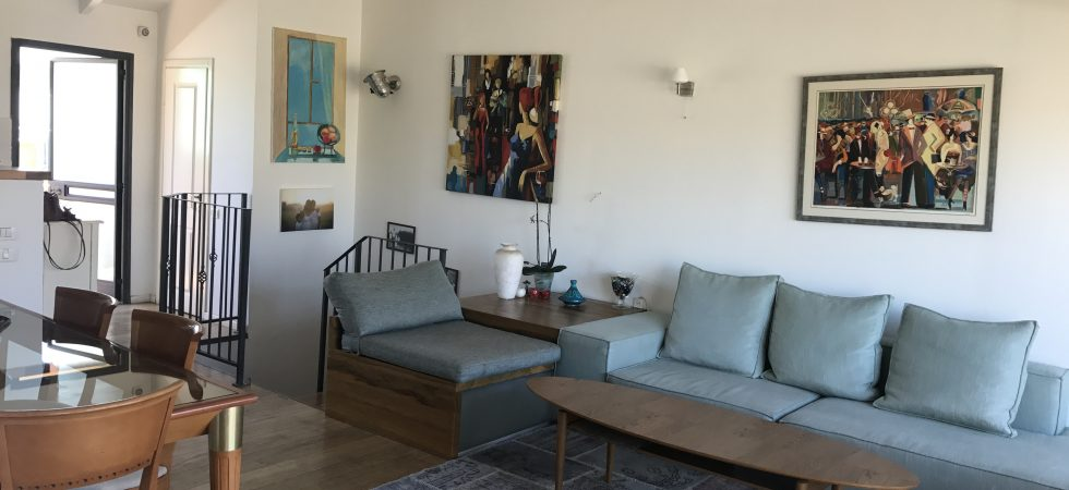 4 Bedroom Penthouse for Sale in Neve Tzedek