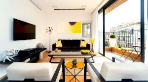 Stylish 2 Bedroom Turn-Key Apartment for Sale in Tel Aviv's Old North Near Hilton Beach