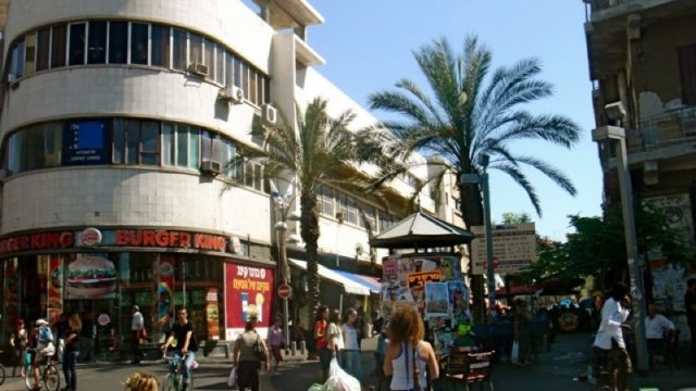 Coming Soon in Tel Aviv: A New & Improved Carmel Market