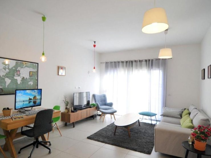 1 Bedroom Apartment for Sale on Mazeh Street in the Heart of Tel Aviv