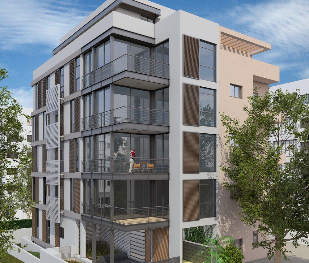 3 Bedroom Apartment for Sale in the Heart of Tel Aviv