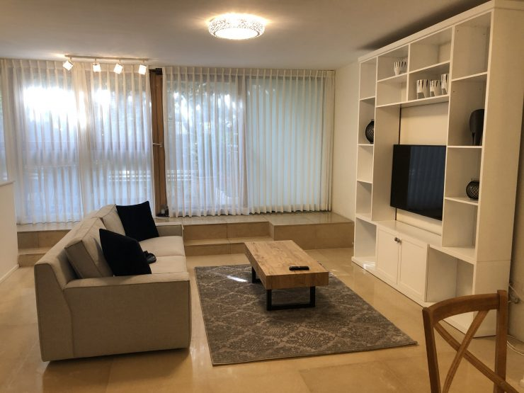 3 Bedroom Fully Furnished Apartment for Mid-Term Rent in Neve Tzedek